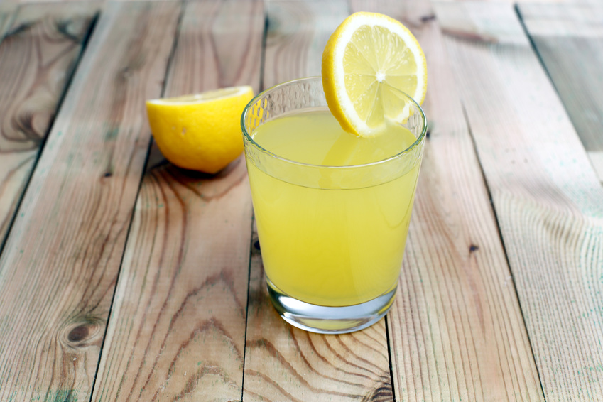 Attention au jus de citron
